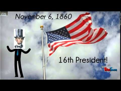 Abraham Lincoln For Kids - YouTube