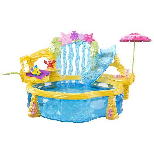 "Disney Princess Pool Party Set - Ariel - Mattel - Toys ""R"" Us"