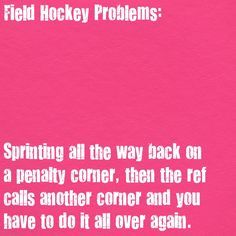 Image result for field hockey problems