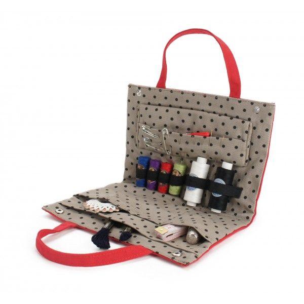 Trousse de couture couture pinterest sacs haute for Trousse de couture complete