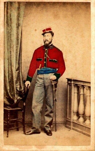 garibaldino 1860