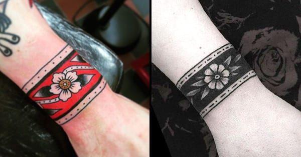 12 Classy Cuff Tattoos | Tattoodo