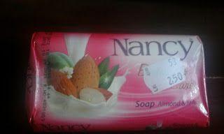 Cosmetics & Life: Review: Săpunul solid cu lapte de migdale Nancy