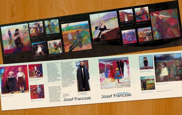 Józef Franczak - katalog wystawy – Tomasz Mazur, Portfolio
