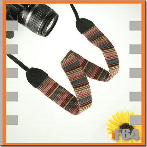 New Fashion Vintage Hippie Knit Camera Strap Neck Strap For Dslr Canon Nikon Ebay Object Ify