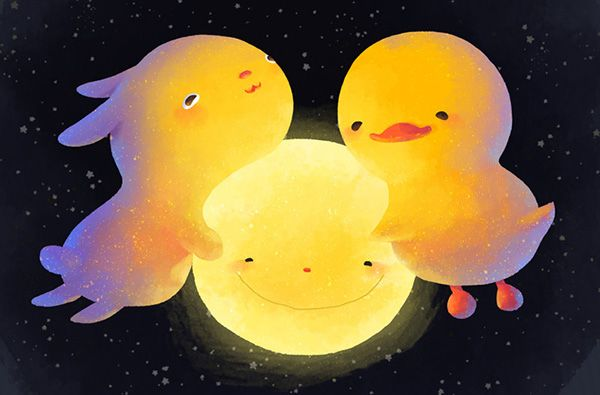 (via Happy Mid-Autumn Festival on Behance) #illustration