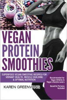 Vegan Protein Smoothies- Recipes with Picks! #health #fitness #health #vegan #plantbased