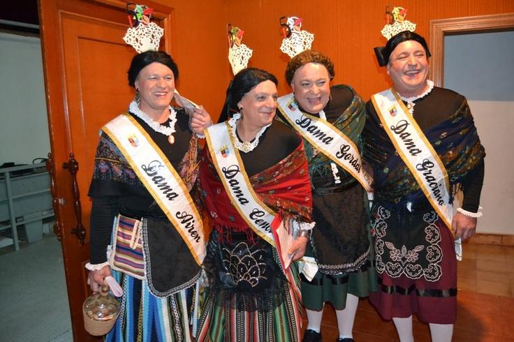 Los Ídolos del cubata, pregoneros del Carnaval 2013 de Pedro Muñoz