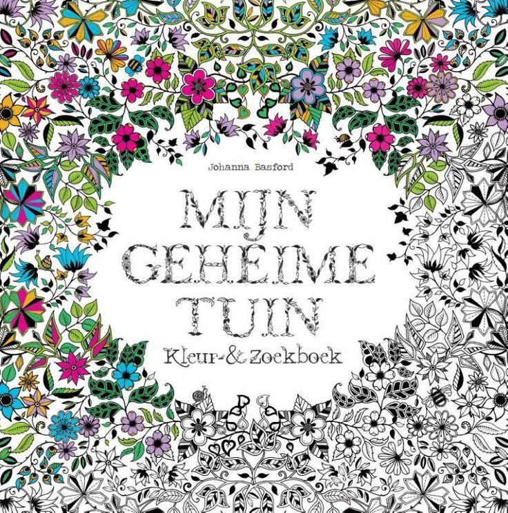 Boek : - Mijn geheime tuin - 9789068686296 - http://www.pantheonboekhandel.nl/