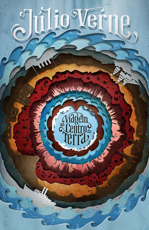 papercut book cover