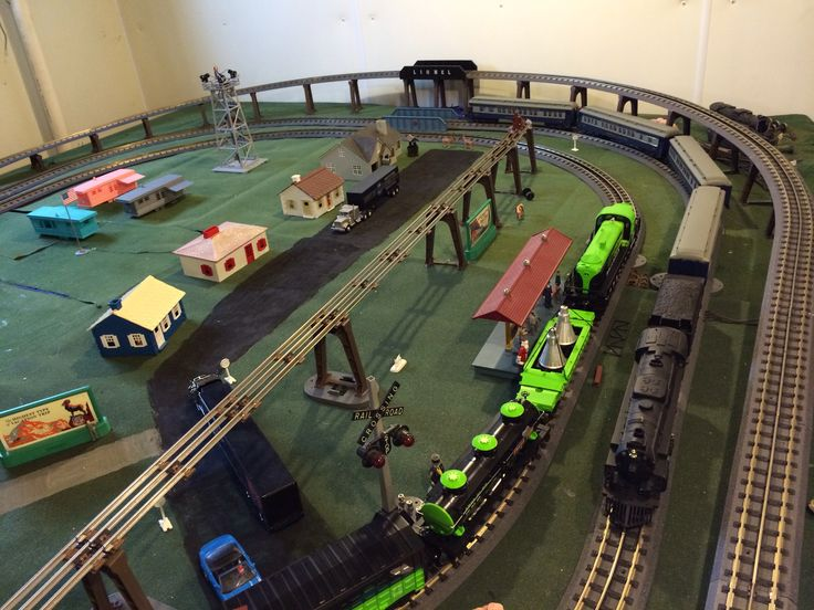 110 Best Images About Train Layout Ideas On Pinterest