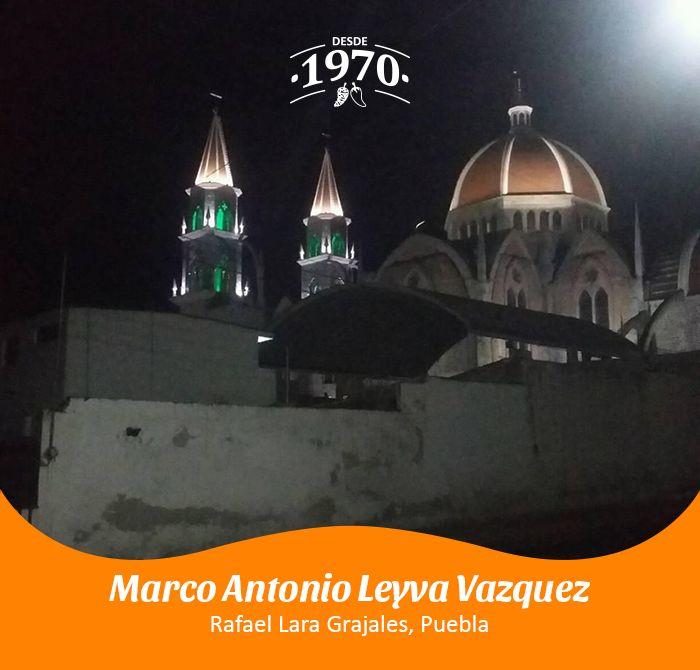 Rafael Lara Grajales, Puebla por Marco Leyva.