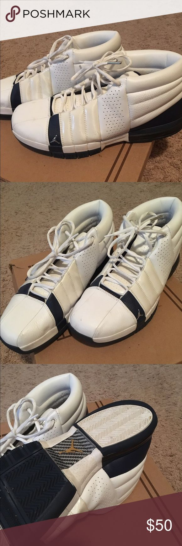 Air Jordan Basketball Sneakers Excellent condition Nike Shoes Sneakers