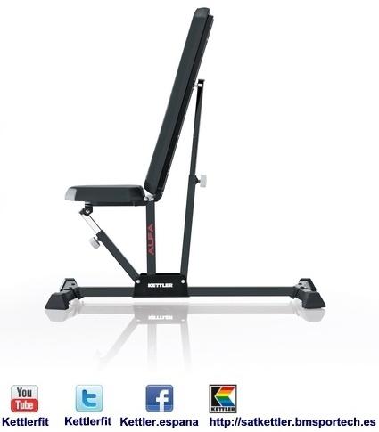 MULTIFUNCION ALPHA 7708-000 4 - Kettler es una empresa alemana dedicada a la fabricación de máquinas de fitness.  http://satkettler.bmsportech.es