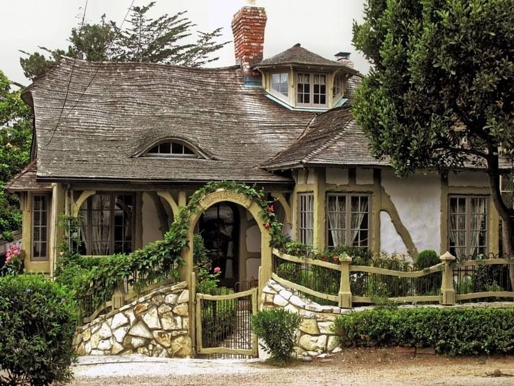 91 Best Images About Storybook Cottage On Pinterest