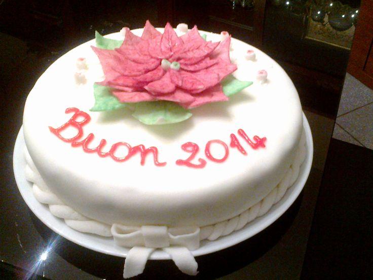 torta capodanno 2014