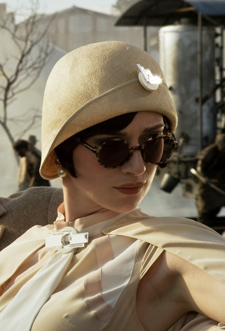 "#ElizabethDebicki as Jordan Baker in ""The Great Gatsby"" (2013)"