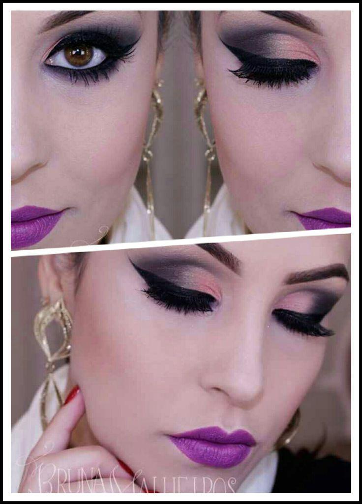 Makeup outono by Bruna Malheiros