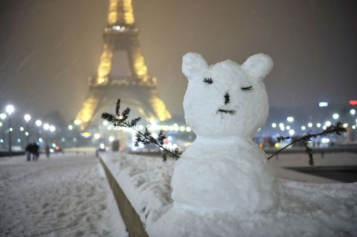 Paris in winter :)