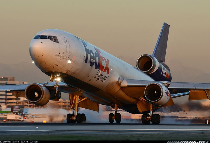 McDonnell Douglas MD-11(F) - FedEx - Federal Express | Aviation Photo #2231924 | Airliners.net