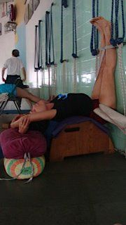 17 best images about iyengar yoga wooden props on