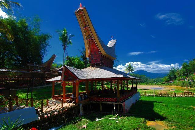 Wonderful Indonesia - The ancient Village of Ke'te Kesu' in the heart of the Toraja highlands
