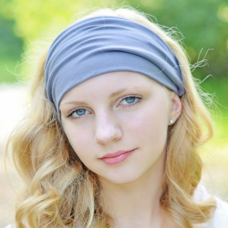 Soft Yoga Headband //Price: $6.80 & FREE Shipping //