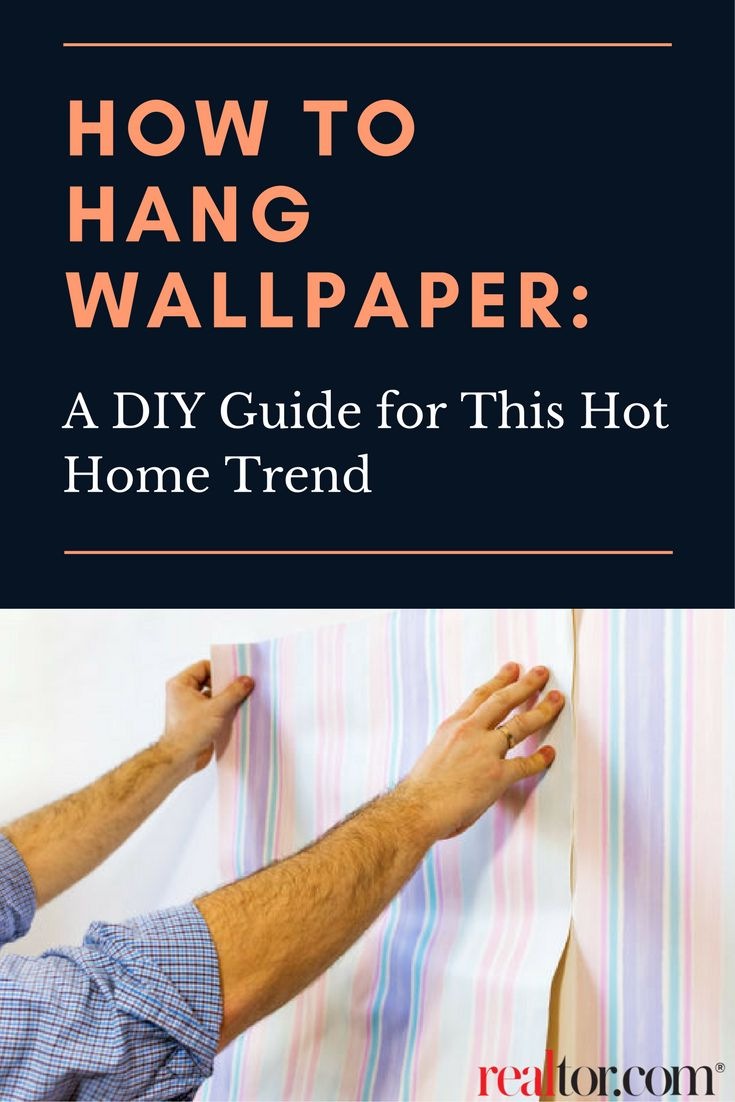 17 best ideas about how to hang wallpaper on pinterest for How hard is it to remove wallpaper