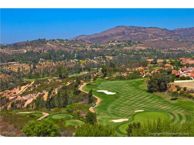The Crosby Golf Course Rancho Santa Fe Ca