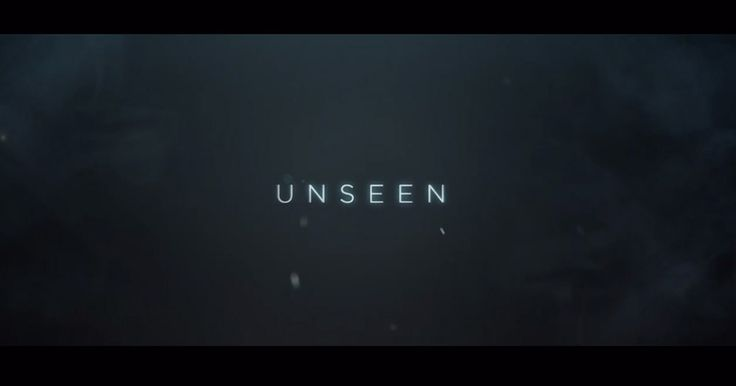Unseen The Movie