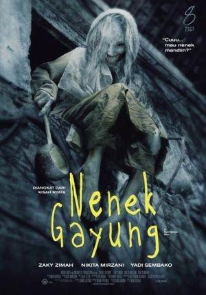 Nenek Gayung | Negaraku punya di 2019 | Film horor, Film ...