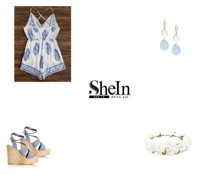 """""""$35 COUPON CODE"""" by aliyah-238-daniel ❤ liked on Polyvore featuring Yves Saint Laurent, Saks Fifth Avenue, Forever 21, contestentry and shein"""