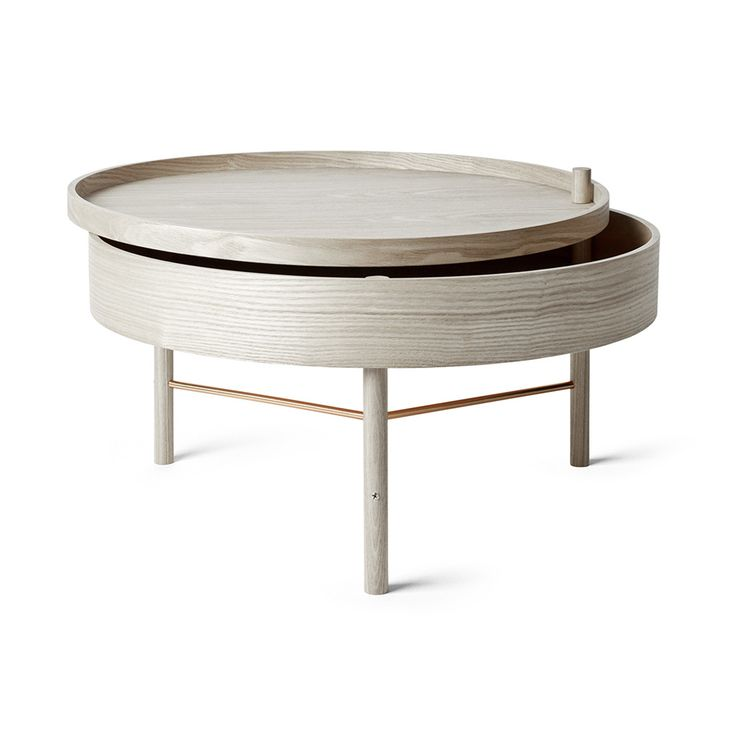 Menu Turning Table - Natural – Is To Me
