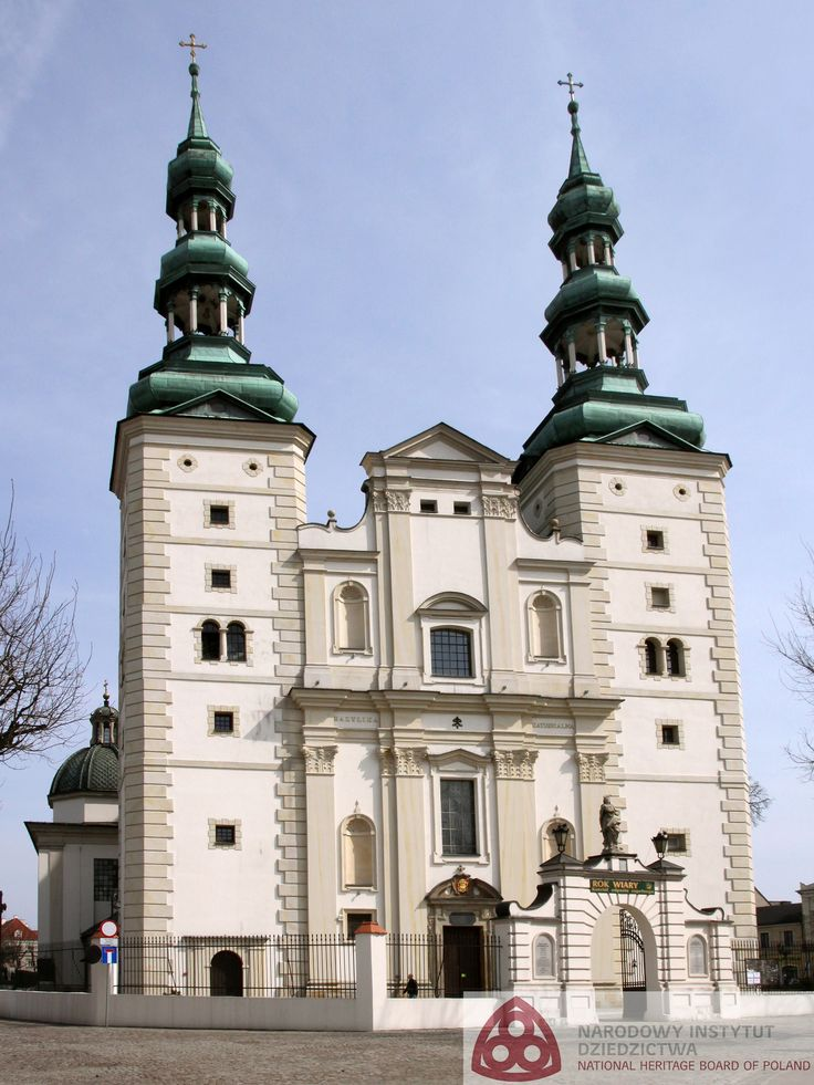 Łowicz - Bazylika Katedralna (dawna Kolegiata Prymasowska) pod wezwaniem Wniebowzięcia Najświętszej Marii Panny. Narodowy Instytut Dziedzictwa, CC-BY-SA
