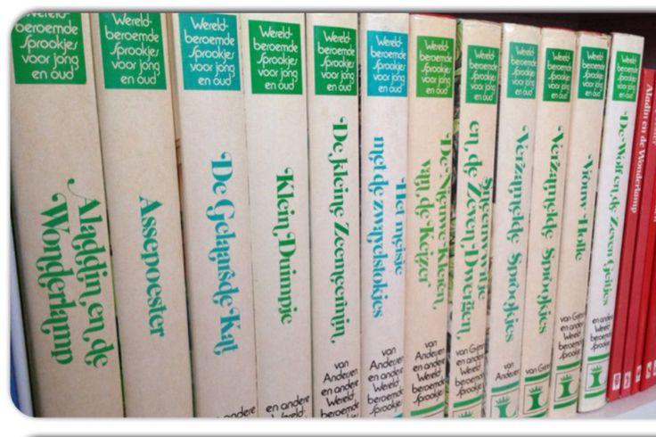 Lekturama sprookjesboeken 1976