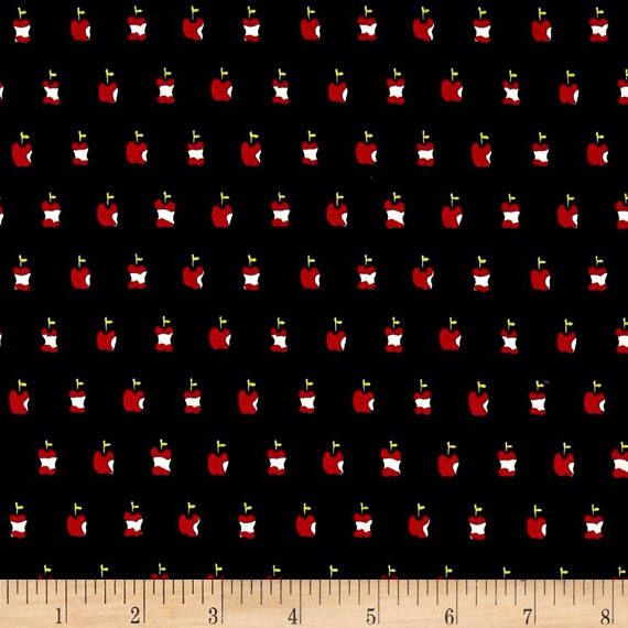 An Apple a Day Alexander Henry Fabric Choose your cut
