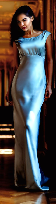 12 best Silk Satin images on Pinterest | Beautiful dresses, Bond ...