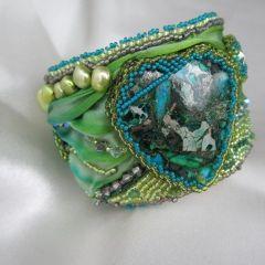 Cuff a Mermaid's Treasure