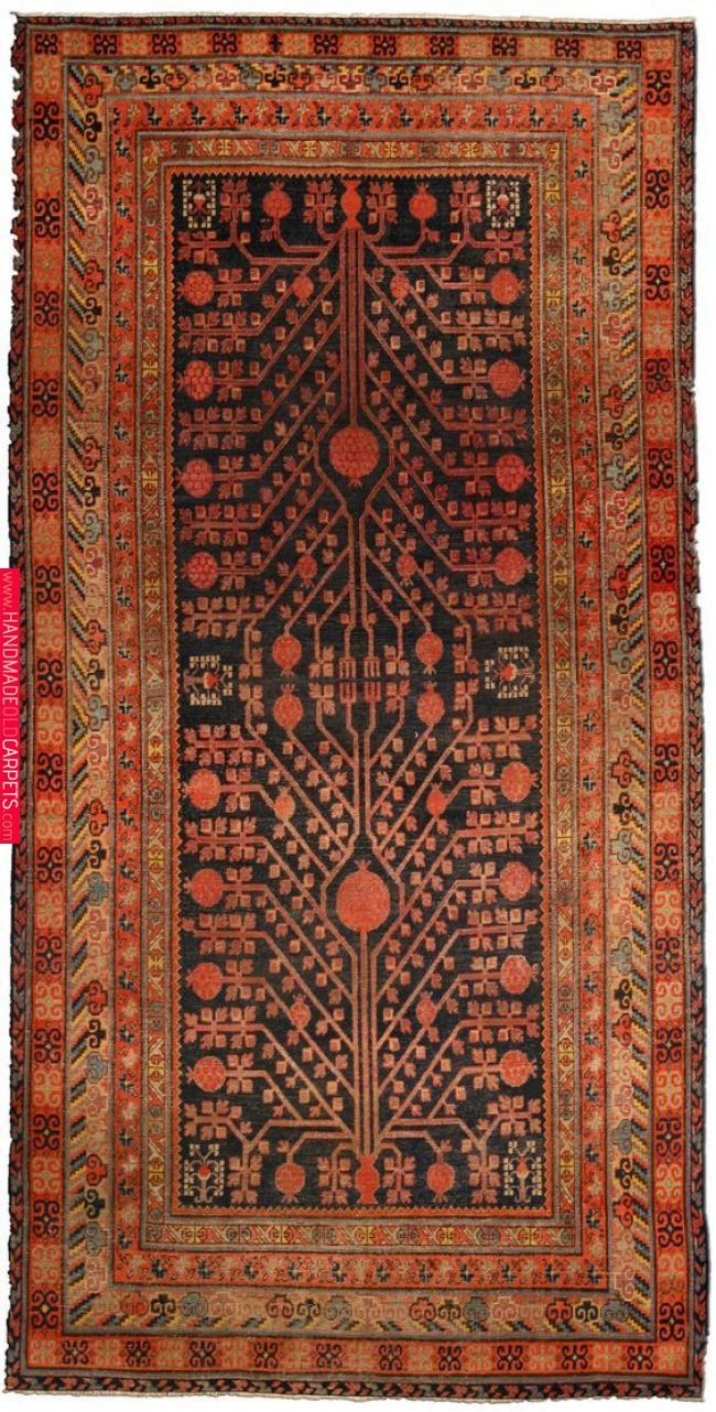 Vintage Rugs Samarkand And All