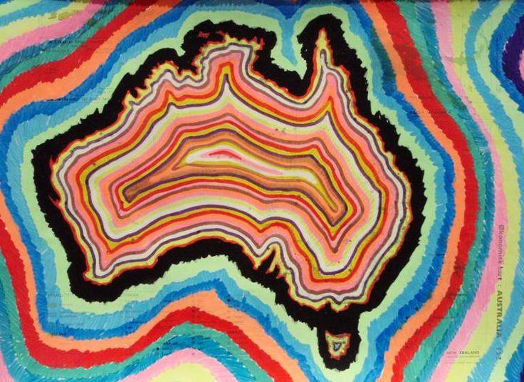Australian Eye, Tron Kittelsen