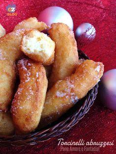 Torcinelli abruzzesi - fritti di patate | Pane Amore e Fantasia!