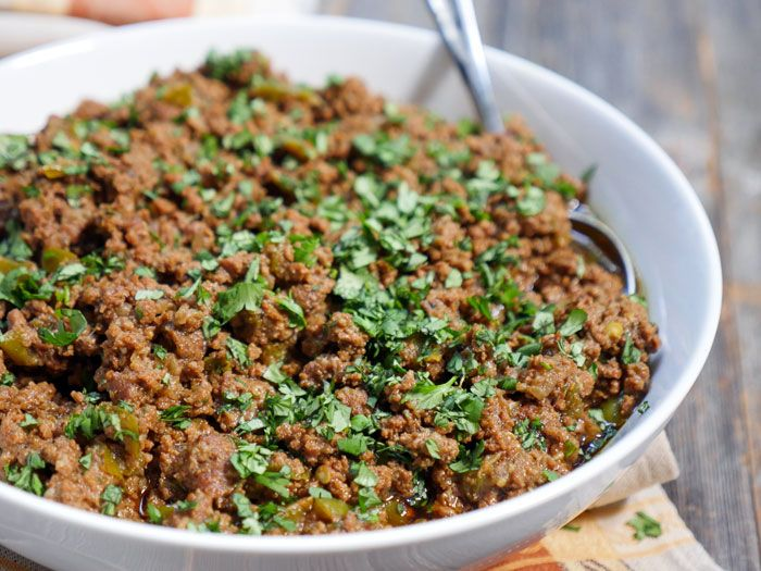 Instant Pot Taco Meat - My Heart Beets