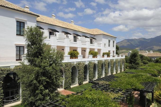 Review: Finca Cortesin, Spain