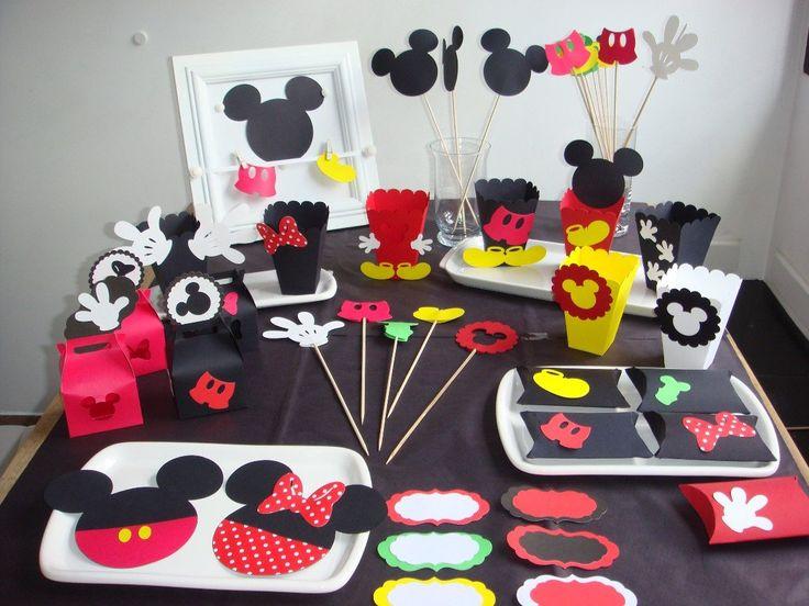 Pin invitaciones mickey minnie babys kit imprimible - Cumpleanos minnie mouse ...