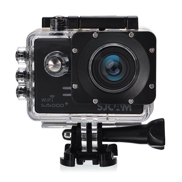 SJcam SJ5000 Plus Ambarella A7LS75 FHD 60FPS 1.5 Inch LCD Sport Action Camera