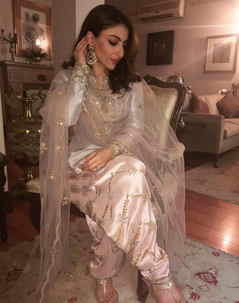 Soha Ali Khan In An Outfit
