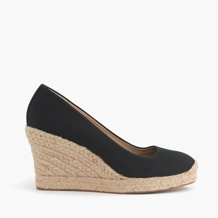 Shop the Seville Espadrille Wedges at JCrew.com and see our entire selection of Women's Espadrilles.