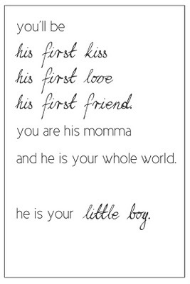you'll be his first kiss quote