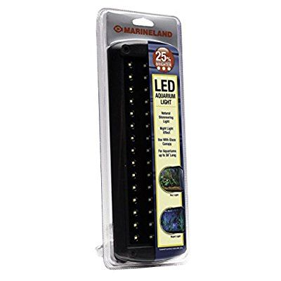 Marineland LED Aquarium Light, 11-Inch