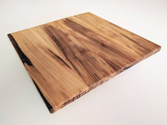 Wooden Pad Wooden Tray Wooden Panel Walnut Pad Square Pad